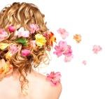 Wild Flower Hair